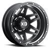 8 LUG XD130 MACHETE DUALLY SATIN BLACK