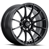 4 LUG DIAL-IN GLOSS BLACK