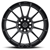 5 LUG DIAL-IN GLOSS BLACK
