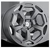 Bashford Matte Gunmetal 5 lug