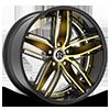 Lotus Gold 5 lug