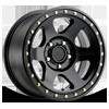 MR310 - Con6 Matte Black 5 lug
