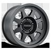 MR701 Matte Black 5 lug