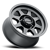 8 LUG MR701 MATTE BLACK
