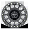 5 LUG MR105 BEADLOCK MATTE BLACK