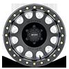 6 LUG MR105 BEADLOCK MATTE BLACK