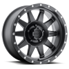 MR301 Matte Black 5 lug