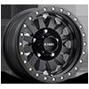 MR304 - Double Standard Matte Black 5 lug