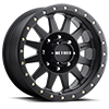 MR304 Matte Black 8 lug