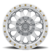5 LUG MR304 - DOUBLE STANDARD SILVER MACHINED