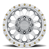 8 LUG MR304 - DOUBLE STANDARD SILVER MACHINED