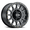 MR305 - NV Matte Black 8 lug