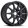 MR501 VT-Spec Matte Black 5 lug
