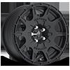 MR502 VT-Spec Matte Black 5 lug