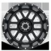 5 LUG MR606 MATTE BLACK
