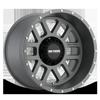MR606 Titanium 8 lug