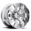 H103 HAMMERED (8L) Armor Plated 8 lug
