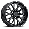 M95 Full Satin Black 6 lug