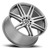 5 LUG 414 MODENA ANTHRACITE WITH BRUSHED FACE