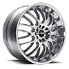 4 LUG NS9003 SILVER WITH MACHINED FACE AND LIP