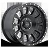 34 Series Rockwell Satin Black 5 lug