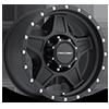 35 Series Predator Satin Black 8 lug