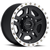 29 Series La Paz Satin Black Machined 8 lug