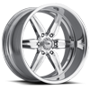 Spit Fire 6 Chrome 5 lug