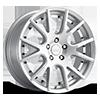 501 Silver 5 lug