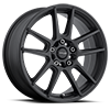 142 Rebel Black 5 lug