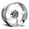 Rodder Polished 6 lug