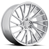 R703 Silver 5 lug