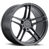 RS1 Gloss Gunmetal 5 lug