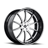 5 LUG SV41 WHITE AND BLACK