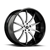 5 LUG SV41-S BRUSHED BLACK