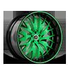 SV42 Green 5 lug
