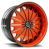Tiratore Orange 5 lug