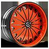 Tiratore Orange 5 lug