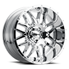203 Hunter Chrome - 20x10 5 lug