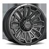 110 Xtreme Black 5 lug