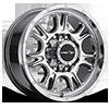 399 Fury Chrome 8 lug