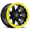 551 Five Fifty One Yellow Lip Armor Sold Separately 4 lug