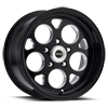 561 Sport Mag Gloss Black w/ Milled Windows 5 lug