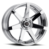 9042 Sultan Chrome 6 lug