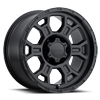 6 LUG 372 RAPTOR MATTE BLACK