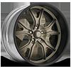VF498 Bronze 5 lug