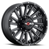 810 Sentry Satin Black 8 lug