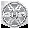 8 LUG XD797 SPY CHROME