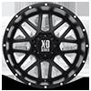 8 LUG XD820 GRENADE SATIN BLACK