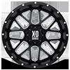 8 LUG XD820 GRENADE SATIN BLACK W/ MILLING